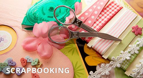 Scissors for Scrapbooking